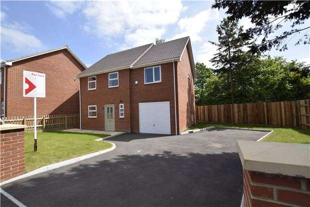 4 Bedrooms Detached House for sale in Cheltenham Road East, Churchdown, GLOUCESTER, GL3 1AL