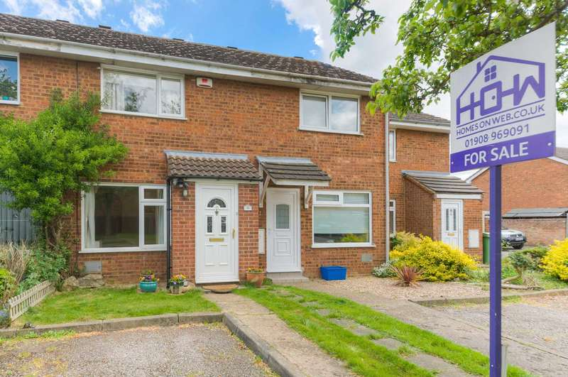 2 Bedrooms Terraced House for sale in Holland Way, Newport Pagnell