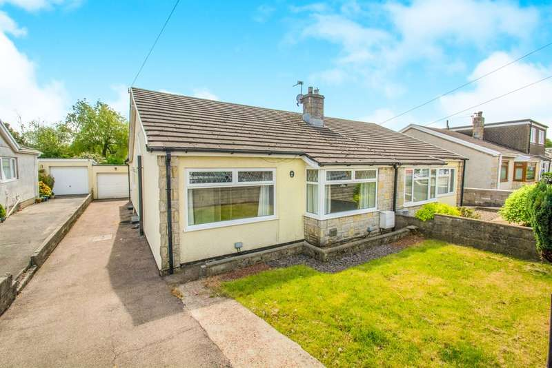 3 Bedrooms Semi Detached Bungalow for sale in York Drive, Llantwit Fardre, Pontypridd