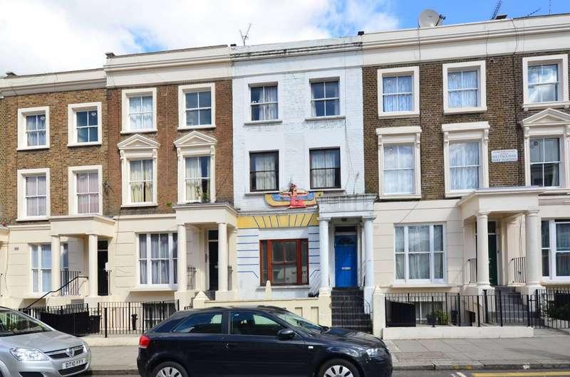 2 Bedrooms Flat for sale in Westbourne Park Road, Portobello, W11