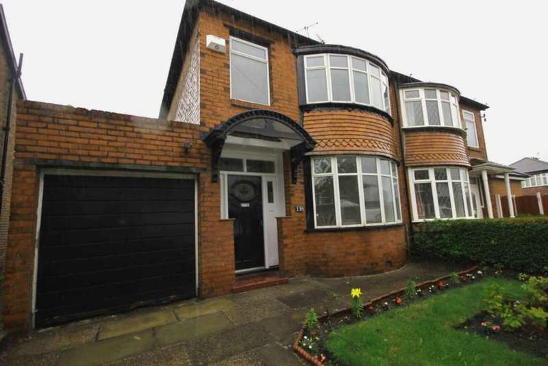 3 Bedrooms Semi Detached House for sale in Stamford Road, Audenshaw