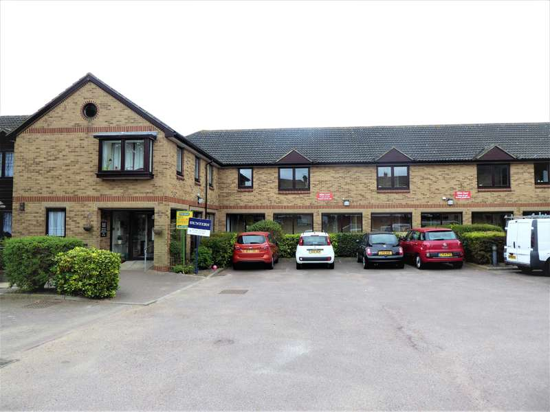 2 Bedrooms Flat for sale in Miller Court, Mayplace Road East, Bexleyheath, Kent, DA7 6DJ