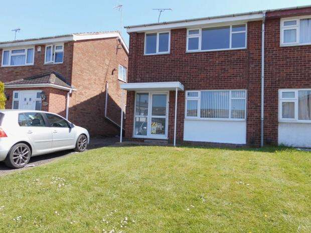 3 Bedrooms Semi Detached House for sale in Rushford Drive Leicester