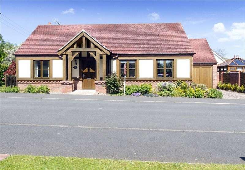 2 Bedrooms Detached Bungalow for sale in Park Crescent, Dormston, Worcestershire, WR7
