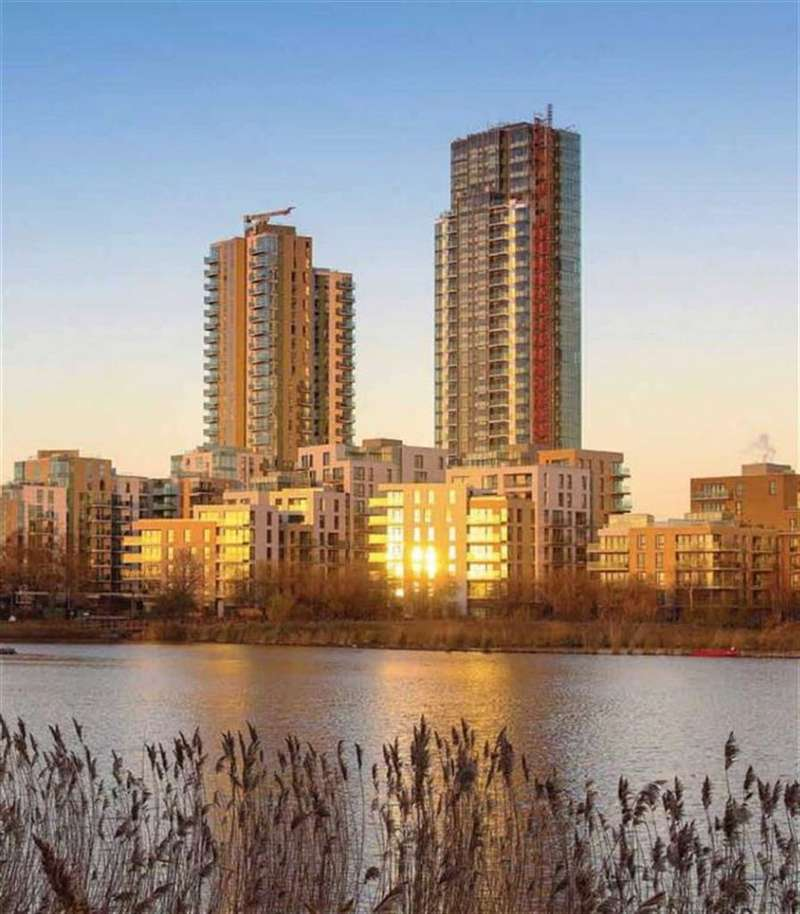 3 Bedrooms Property for sale in The Shoreline, Finsbury Park, London, N4