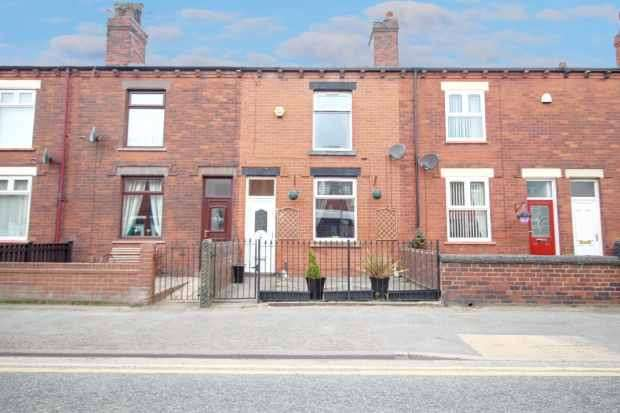 3 Bedrooms Terraced House for sale in Westwood Terrace, Wigan, Lancashire, WN3 4ND