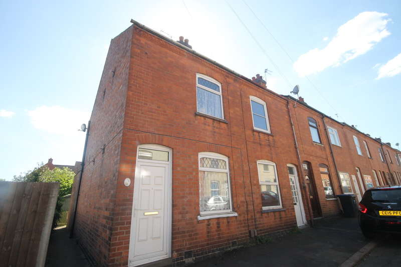 3 Bedrooms End Of Terrace House for sale in Chessher Street , Hinckley