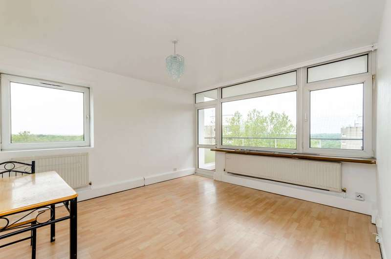 2 Bedrooms Flat for sale in Cadnam Point, Roehampton, SW15