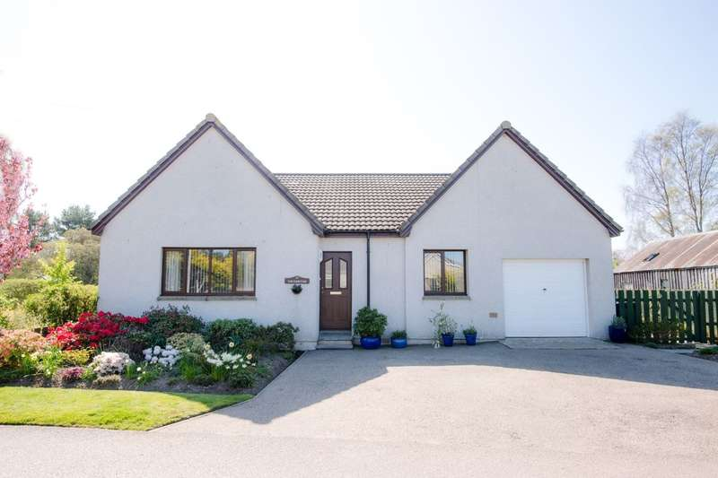3 Bedrooms Detached Bungalow for sale in The Muir, Bogmoor,Spey Bay, Fochabers, IV32