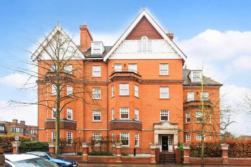 2 Bedrooms Flat for sale in Burlington House, Wedderburn Road