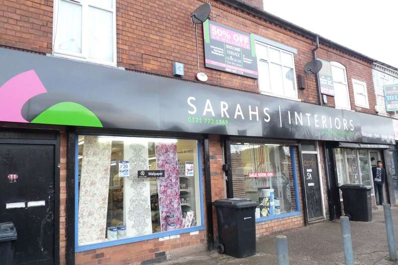 Shop Commercial for rent in Hob Moor Road, Birmingham, B10