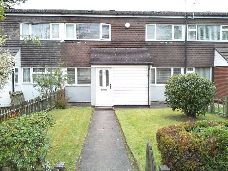3 Bedrooms Terraced House for sale in Peace Walk, Chelmsley Wood