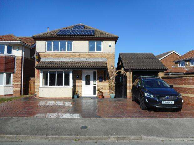 3 Bedrooms Detached House for sale in THE LINKS, SEATON CAREW, HARTLEPOOL