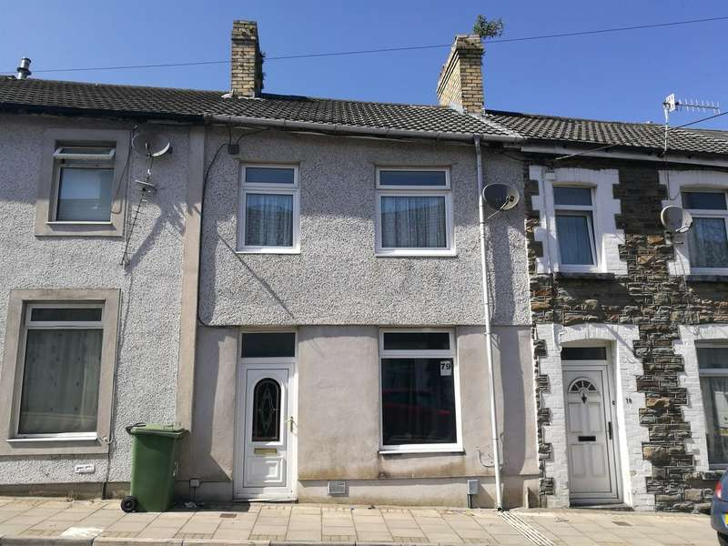 3 Bedrooms Terraced House for sale in Danygraig Street, Pontypridd