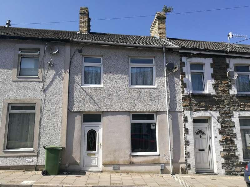 3 Bedrooms Terraced House for sale in Danygraig Street, Pontypridd
