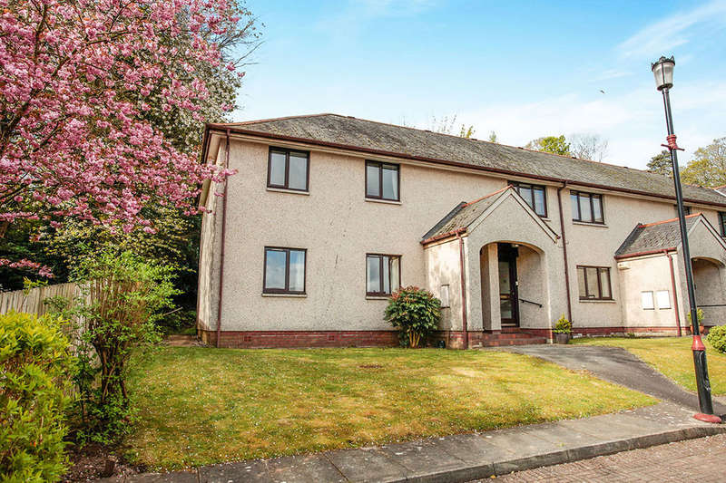 3 Bedrooms Flat for sale in Corberry Mews, Dumfries, DG2