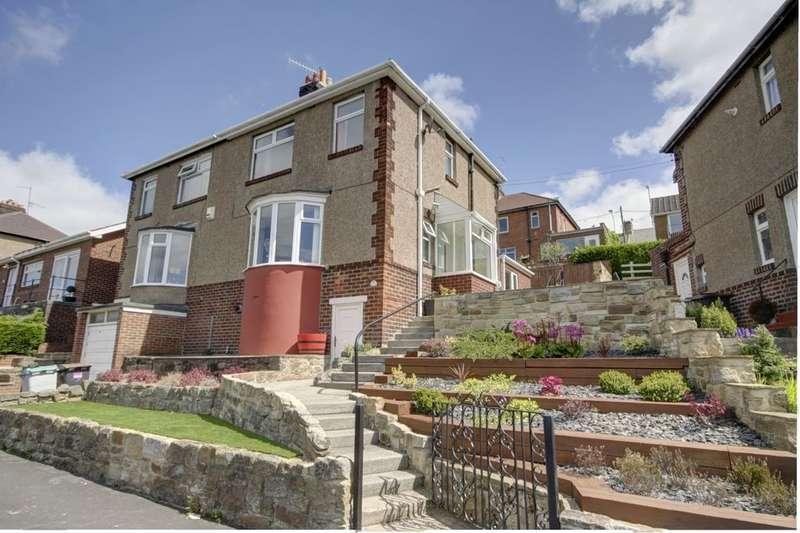3 Bedrooms Semi Detached House for sale in Queensway, Shotley Bridge, Consett, DH8