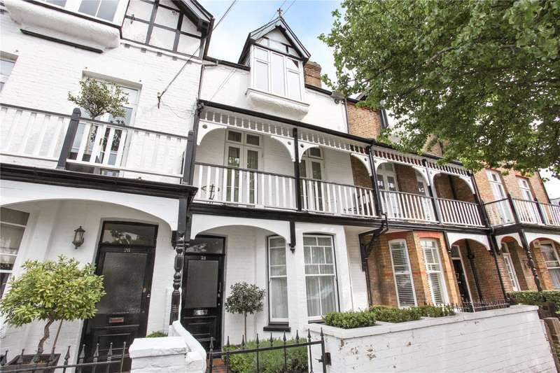 1 Bedroom Flat for sale in Alma Road, Windsor, Berkshire, SL4