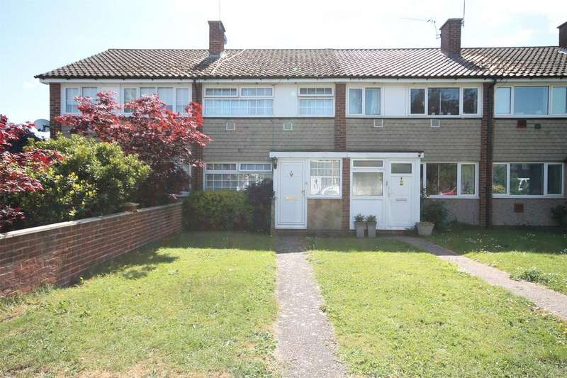 3 Bedrooms Terraced House for sale in Mountsfield Close, Stanwell Moor, Staines-upon-Thames, Surrey