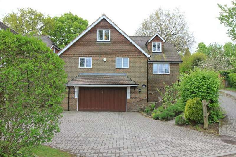 4 Bedrooms Detached House for sale in Uckham Lane, BATTLE, East Sussex