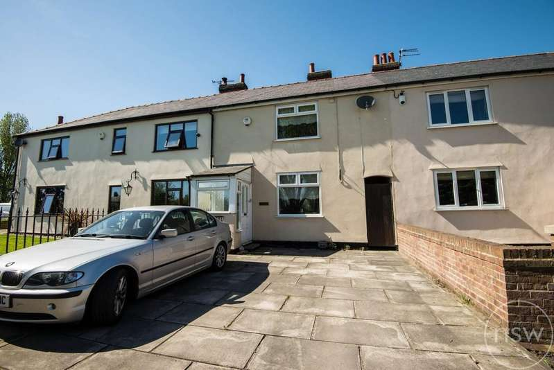 2 Bedrooms Terraced House for sale in Spurriers Lane, Melling