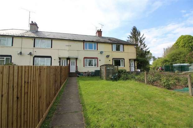 3 Bedrooms Terraced House for sale in Pleasant View, Llanvetherine, ABERGAVENNY, Monmouthshire