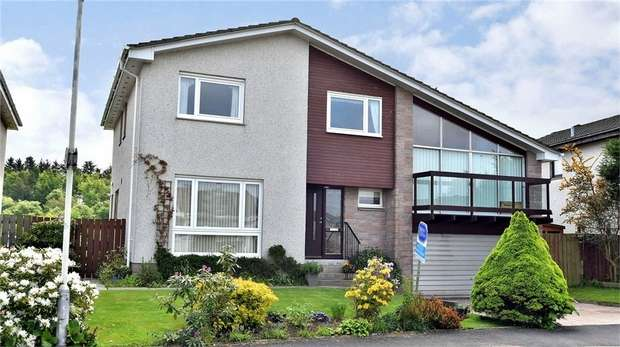 5 Bedrooms Detached House for sale in Riverside Drive, Stonehaven, Aberdeenshire
