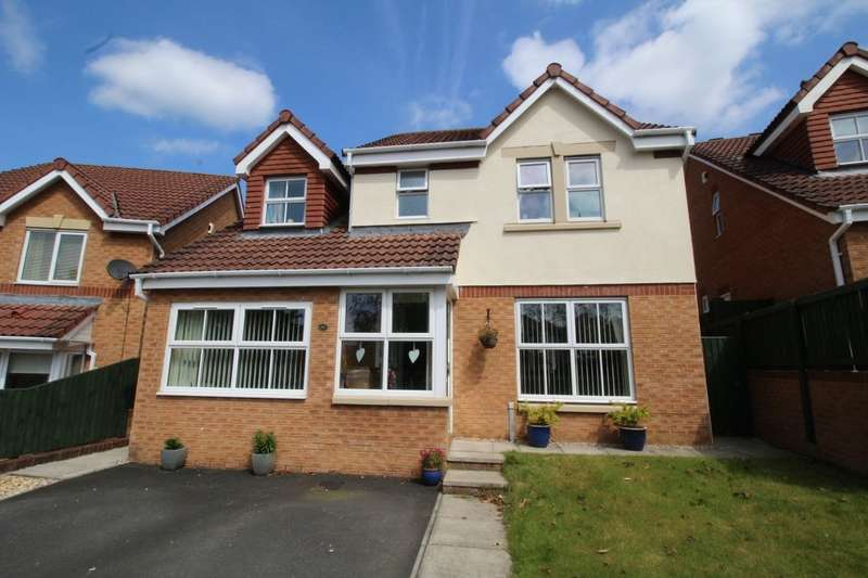 4 Bedrooms Detached House for sale in Valley Drive, Carlisle, CA1