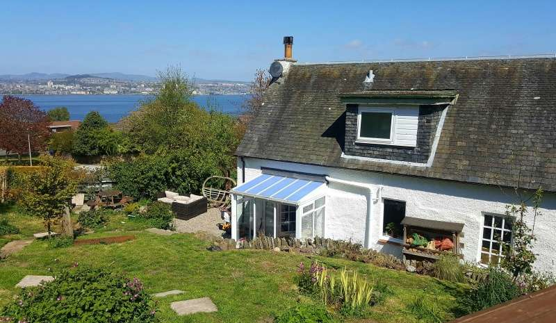 2 Bedrooms Cottage House for sale in Crosshill Terrace, Wormit, Fife, DD6 8PT