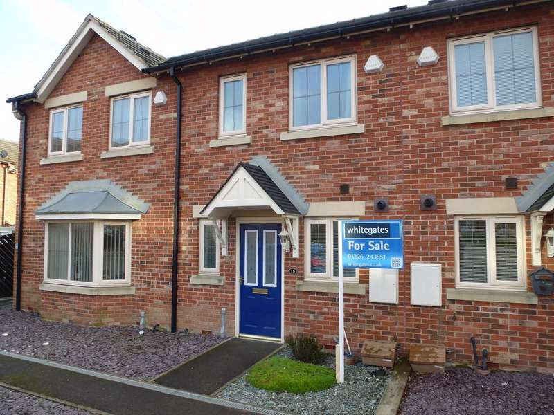2 Bedrooms Terraced House for sale in Gilder Way, Shafton, Barnsley, S72