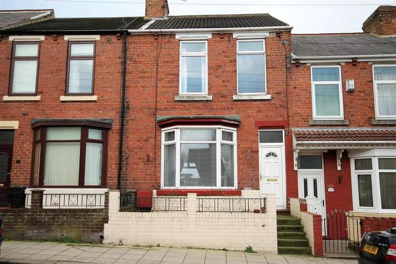 3 Bedrooms Terraced House for sale in Darlington Road, Ferryhill