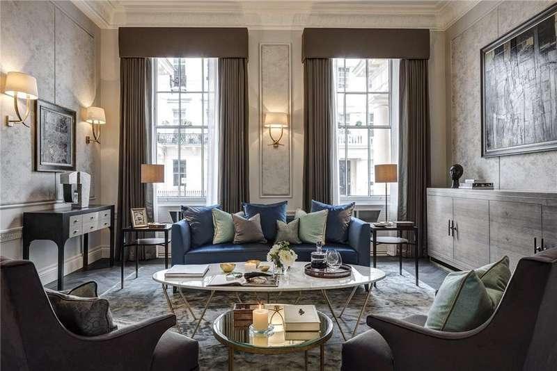 4 Bedrooms Maisonette Flat for sale in Eaton Place, Belgravia, London, SW1X