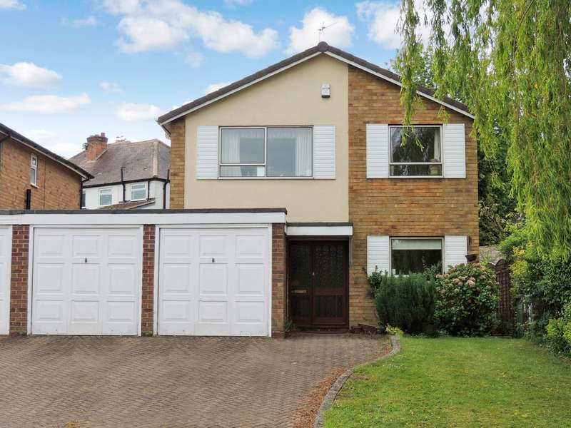 4 Bedrooms Semi Detached House for sale in Arden Vale Road, Knowle
