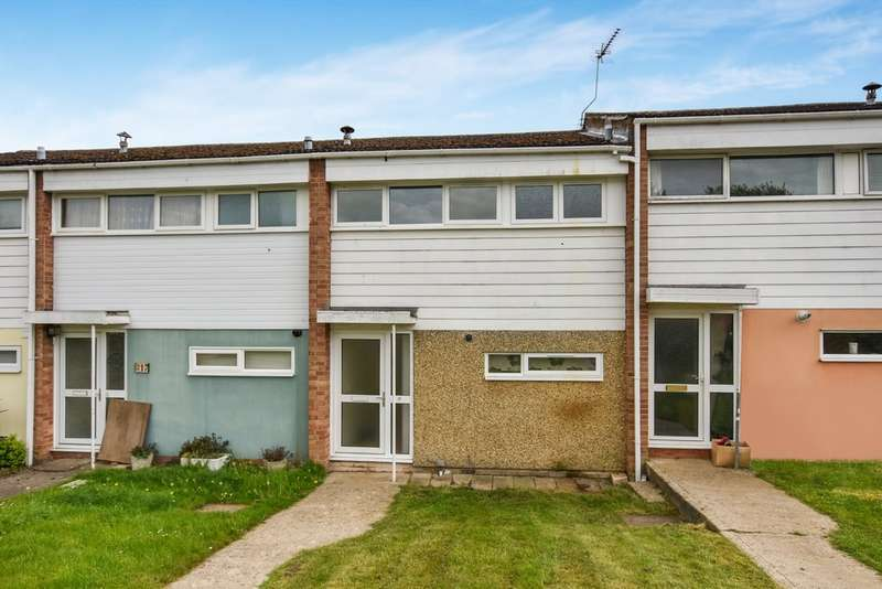 3 Bedrooms Terraced House for sale in Willow Close, Garsington, Oxford