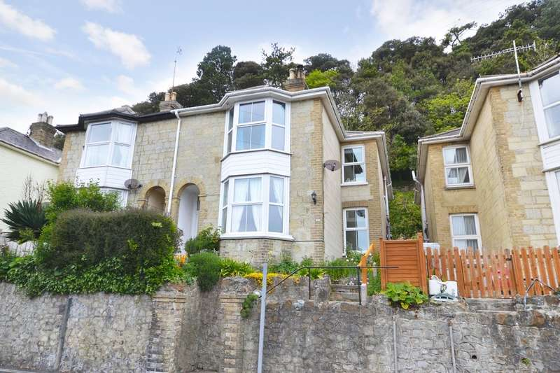 4 Bedrooms Semi Detached House for sale in Ventnor, Isle Of Wight