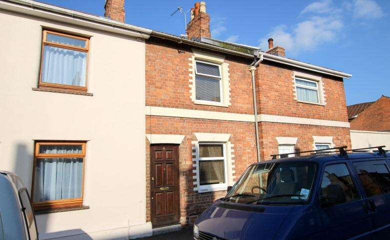 2 Bedrooms Terraced House for sale in Provident Place, Bridgwater TA6