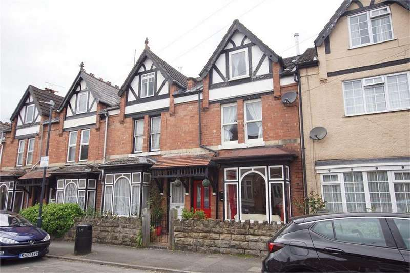 3 Bedrooms Terraced House for sale in Victoria Street, Warwick