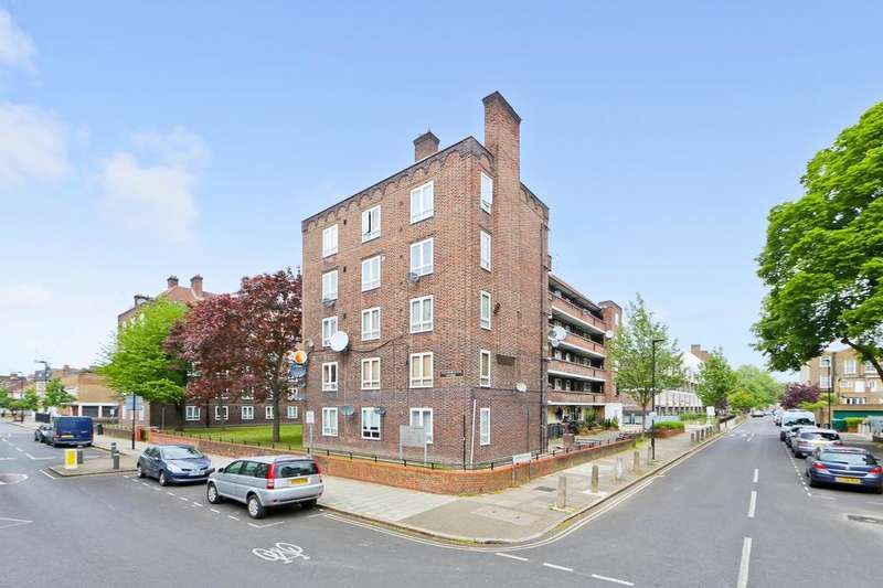2 Bedrooms Flat for sale in Dorset Road, London SW8