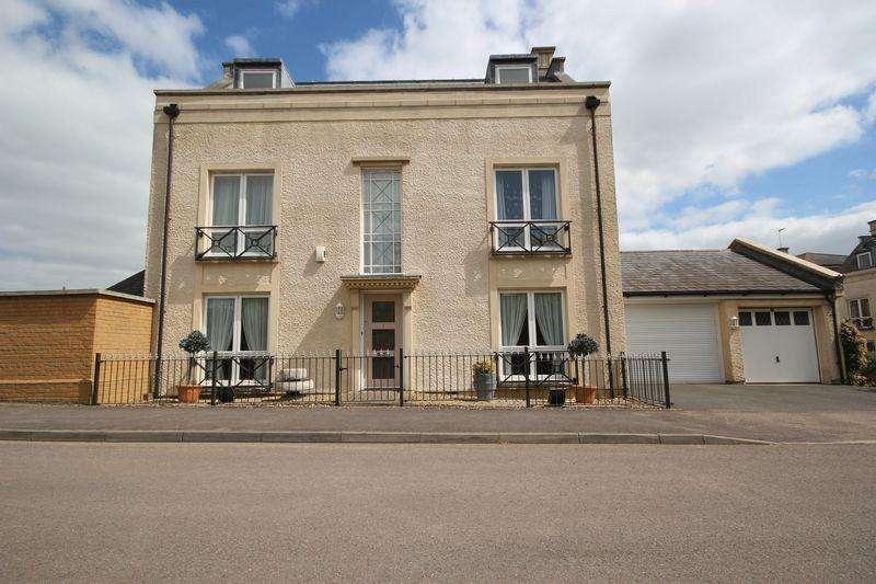 5 Bedrooms Detached House for sale in Lexington Square, Cheltenham