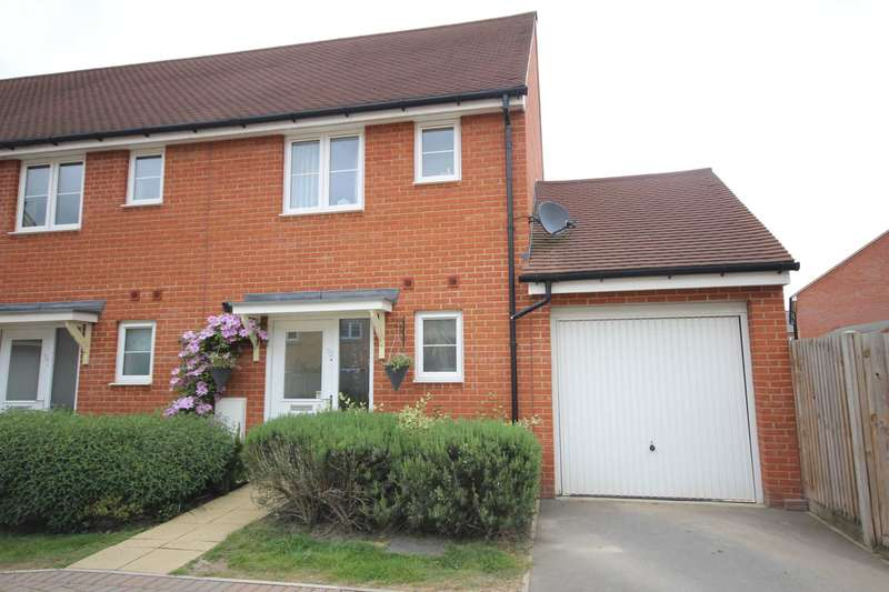 2 Bedrooms End Of Terrace House for sale in Moorecroft Lane, Berryfields