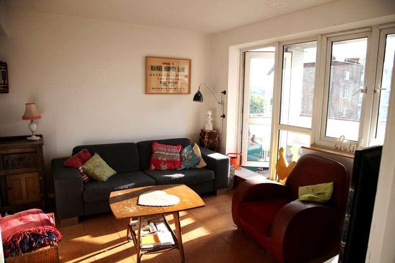 2 Bedrooms Flat for sale in Longfield Estate Bermondsey SE1