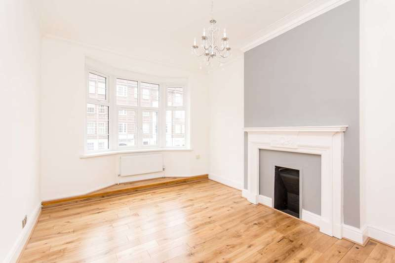 2 Bedrooms Flat for sale in Sidmouth Parade, Brondesbury, NW2
