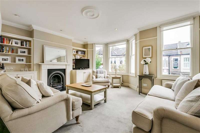 2 Bedrooms Flat for sale in Bramfield Road, Between the Commons