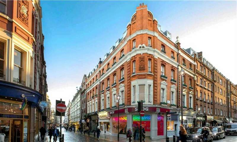 1 Bedroom Property for sale in 59 - 63 Rupert Street, Soho, London, W1D