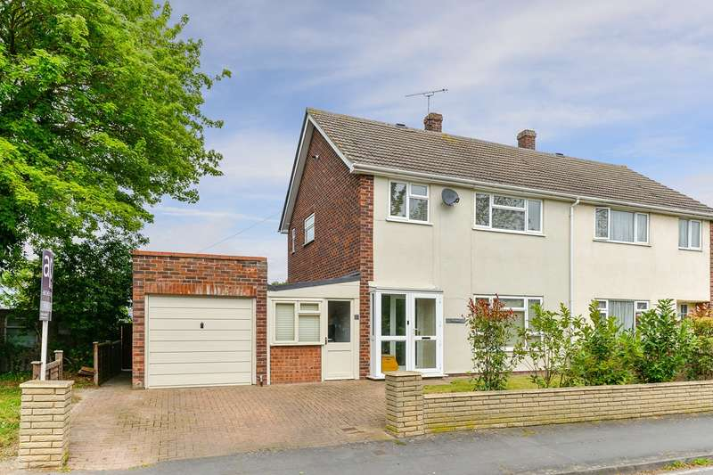 4 Bedrooms Semi Detached House for sale in Orchard Road, Melbourn, Royston, SG8