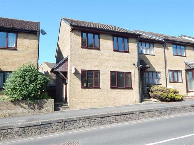 3 Bedrooms Terraced House for sale in Victoria Court, Station Road, Castle Cary