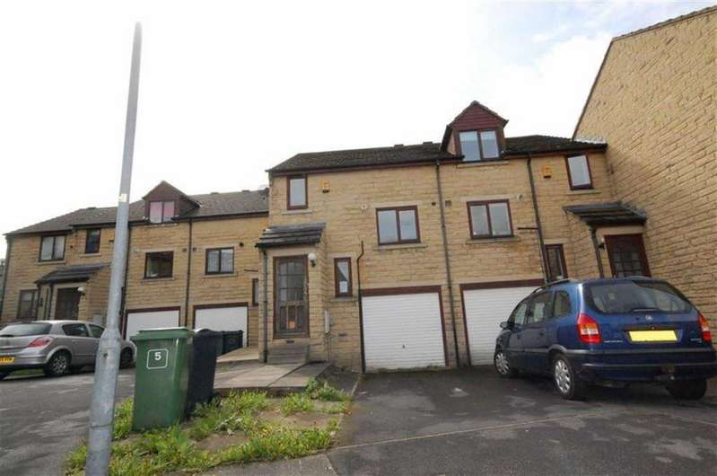 3 Bedrooms End Of Terrace House for sale in Tidswell Street, Heckmondwike, WF16