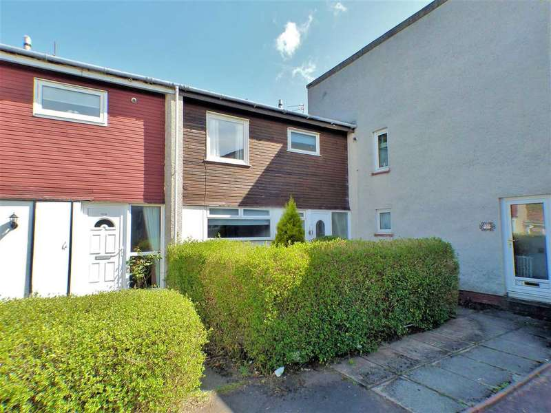 2 Bedrooms Terraced House for sale in Sandpiper Drive, Greenhills, EAST KILBRIDE