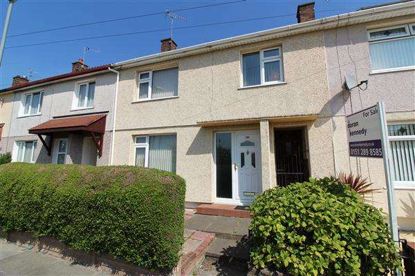 3 Bedrooms Terraced House for sale in Westhead Avenue, Kirkby