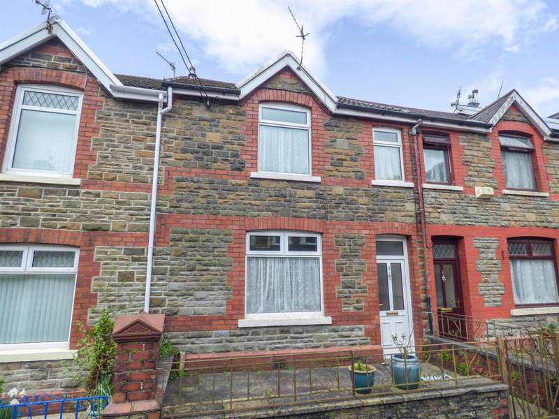 2 Bedrooms Terraced House for sale in Grove Street, Caerphilly